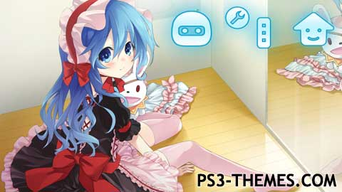 ps3 themes search results for date a live